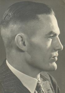 Walter Feuerhake Profile 30ies
